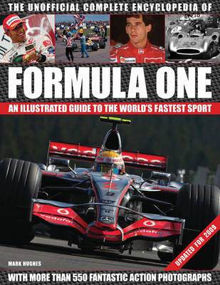 The Unofficial Formula One Complete Encyclopaedia by Mark Hughes image