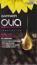 Garnier Olia Permanent Hair Colour - 5.0 Brown