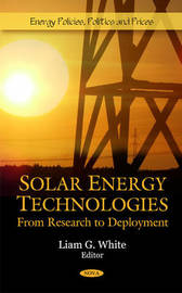 Solar Energy Technologies image