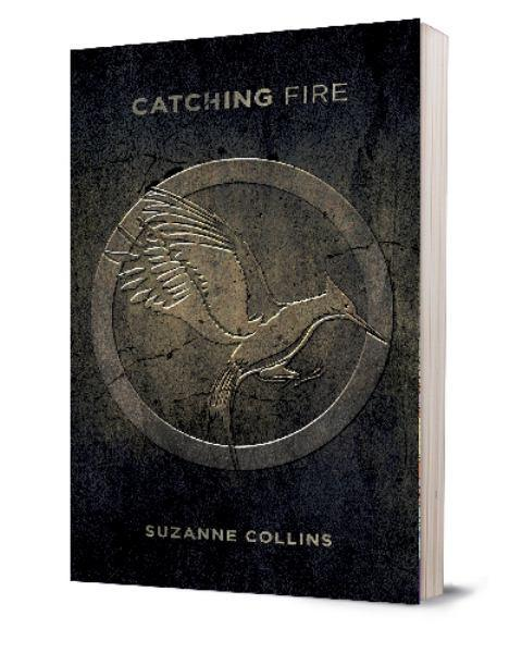 Hunger Games: #2 Catching Fire Capitol Edition by Suzanne Collins