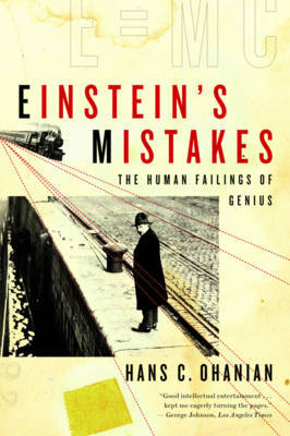 Einstein's Mistakes by Hans C. Ohanian image