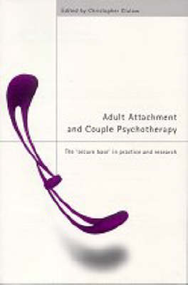 Adult Attachment and Couple Psychotherapy image