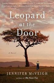 Leopard at the Door by Jennifer McVeigh image