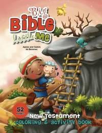 New Testament Coloring and Activity Book by Agnes De Bezenac