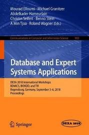 Database and Expert Systems Applications image