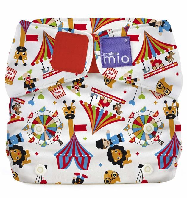 Bambino Mio: Miosolo All-in-One Nappy - Circus