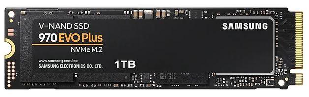 1TB Samsung 970 EVO Plus NVMe M.2 SSD