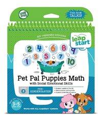 Leapfrog: Leapstart Book - Pet Pals Puppies Maths