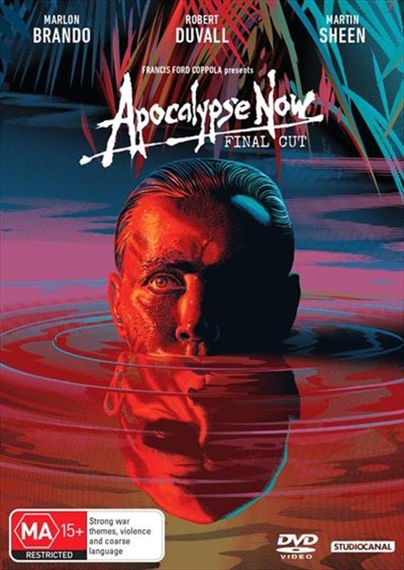 Apocalypse Now - Final Cut on DVD