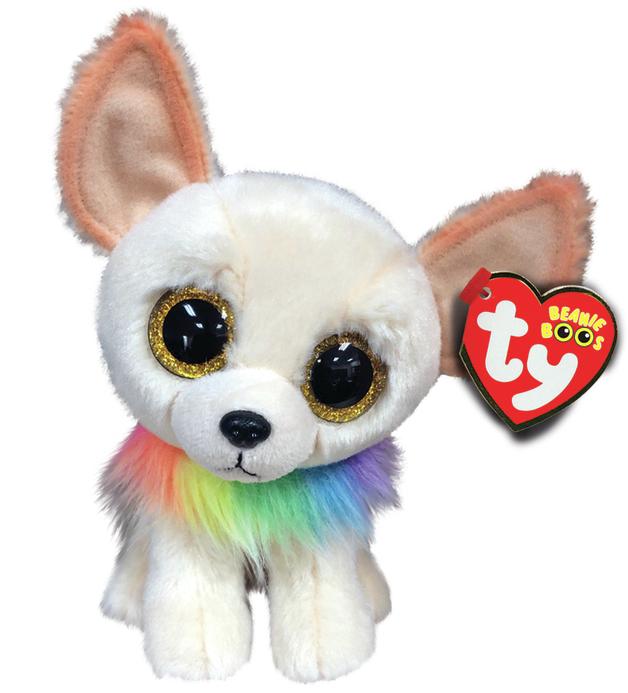 Ty Beanie Boo: Chewey Chihuahua - Small Plush
