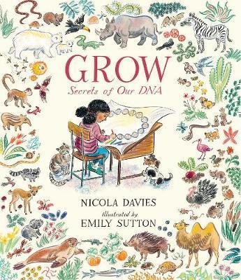Grow by Nicola Davies