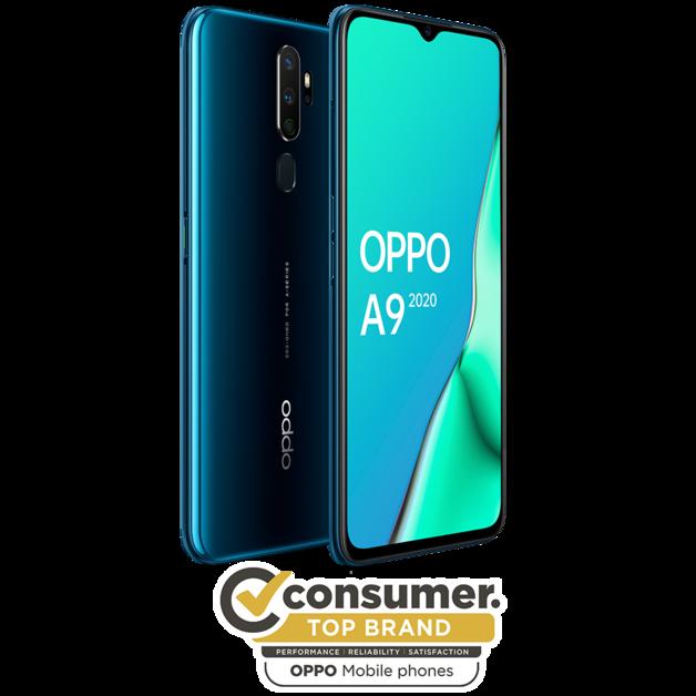 OPPO A9 2020 Marine Green Smartphone