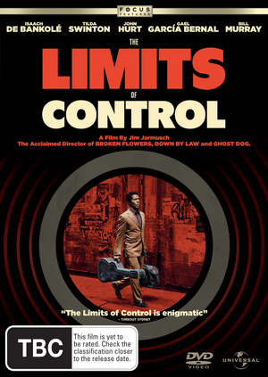 The Limits of Control on DVD image