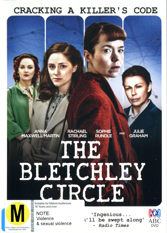The Bletchley Circle on DVD