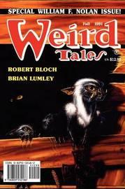 Weird Tales 302 (Fall 1991) image