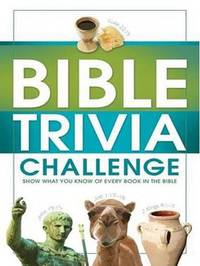 Bible Trivia Challenge by Conover Swofford