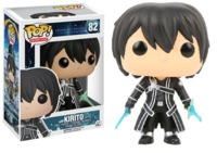 Sword Art Online - Kirito (Clear Swords) Pop! Vinyl Figure