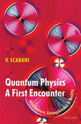 Quantum Physics: A First Encounter by Valerio Scarani image