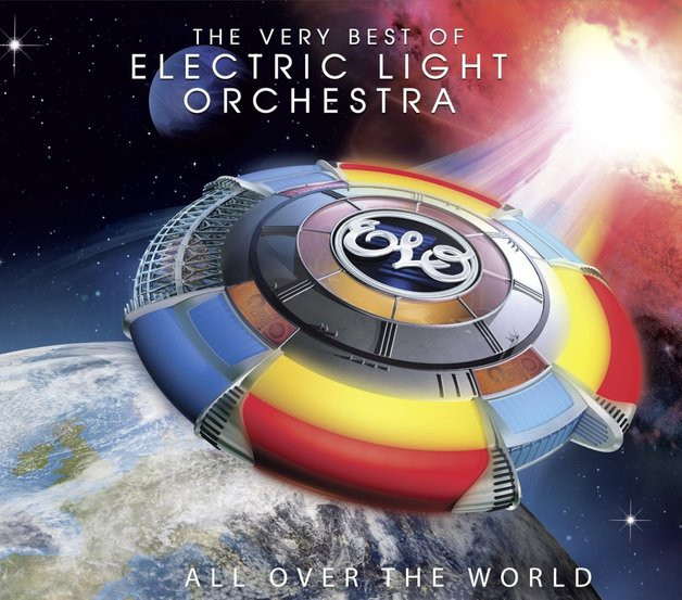 All Over The World - Very Best Of (2LP) [2016 Re-issue] by Electric Light Orchestra