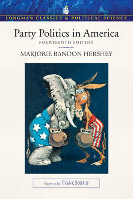 Party Politics in America (Longman Classics in Political Science) by Marjorie Randon Hershey image