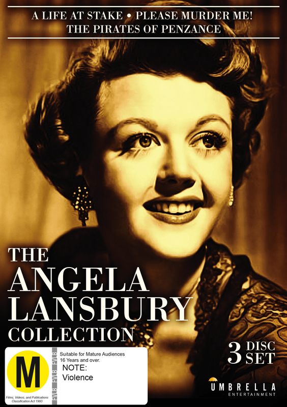 The Angela Lansbury Collection on DVD