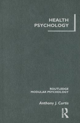 Health Psychology by Anthony Curtis image