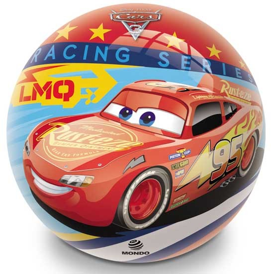 Cars 3 Small Play Ball (130mm) image