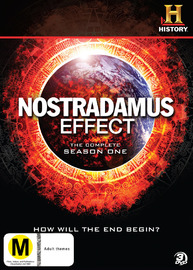 Nostradamus Effect (3 Disc Set) on DVD