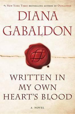 Written in My Own Heart's Blood (Outlander #8) by Diana Gabaldon
