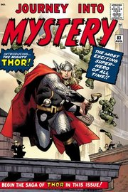 The Mighty Thor - Volume 1 Omnibus by Stan Lee