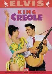 King Creole on DVD
