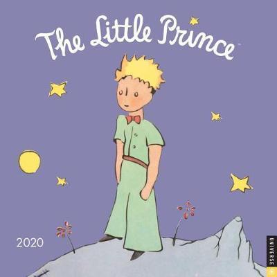 Little Prince 2020 Square Wall Calendar