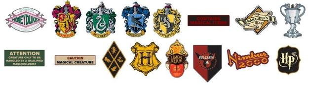 Loungefly: Harry Potter - Patches (Assortment)