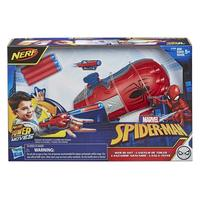 NERF Power Moves: Marvel Kids Roleplay Toy - Spider-Man Web Blast Web Shooter image