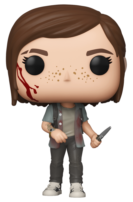The Last of Us: Ellie - Pop! Vinyl Figure