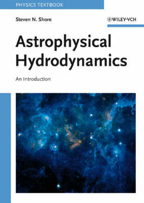 Astrophysical Hydrodynamics by Steven N. Shore image