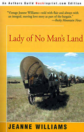 Lady of No Man's Land by Jeanne Williams image