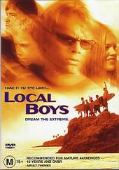 Local Boys on DVD