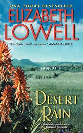 Desert Rain by Elizabeth Lowell image