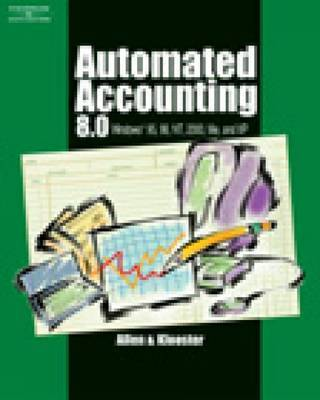 Automated Accounting 8.0 by Allen Warren