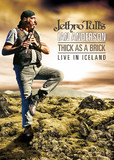 Jethro Tull's Ian Anderson: Thick as a Brick Live in Iceland DVD