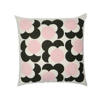Orla Kiely Big Spot Flower Cushion Cover - Nutmeg