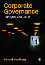 Corporate Governance by Donald Nordberg