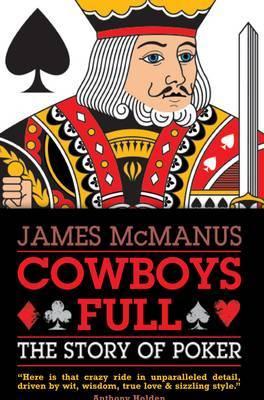 Cowboys Full by James McManus image