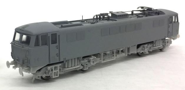 Hornby: BR Intercity Executive 'King Arthur' Class 87 87010