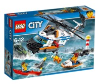 LEGO City: Heavy-duty Rescue Helicopter (60166)