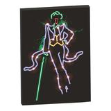 The Joker Light Up Canvas