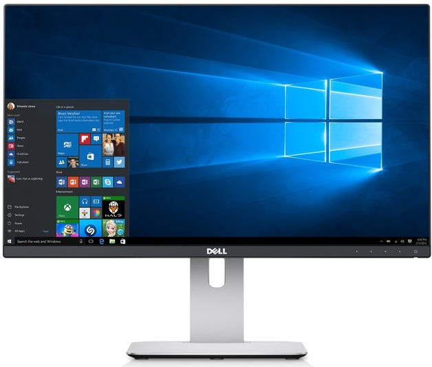 "23.8"" Dell UltraSharp U2414H FHD Monitor"