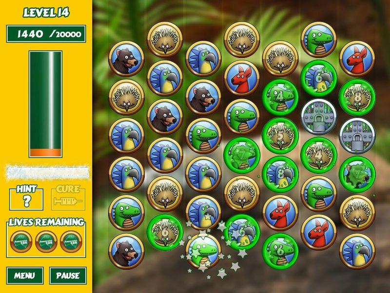 Australia Zoo Animal Links for PC Games image