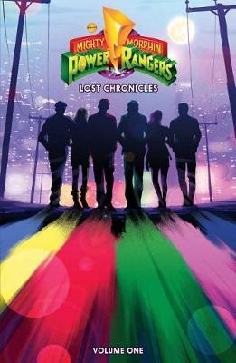 Mighty Morphin Power Rangers: Lost Chronicles by Kyle Higgins image